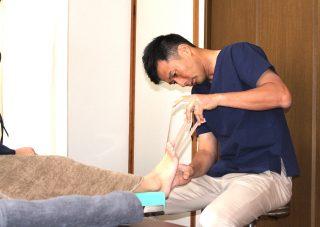 【初めて方】外反母趾治療