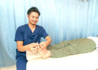 外反母趾治療コース